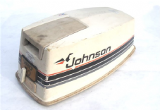 Johnson 50 HP Outboard Hood